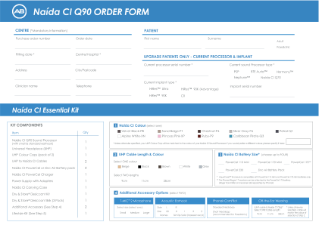 Ab Order Forms