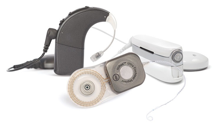 HiRes Ultra Cochlear Implant System